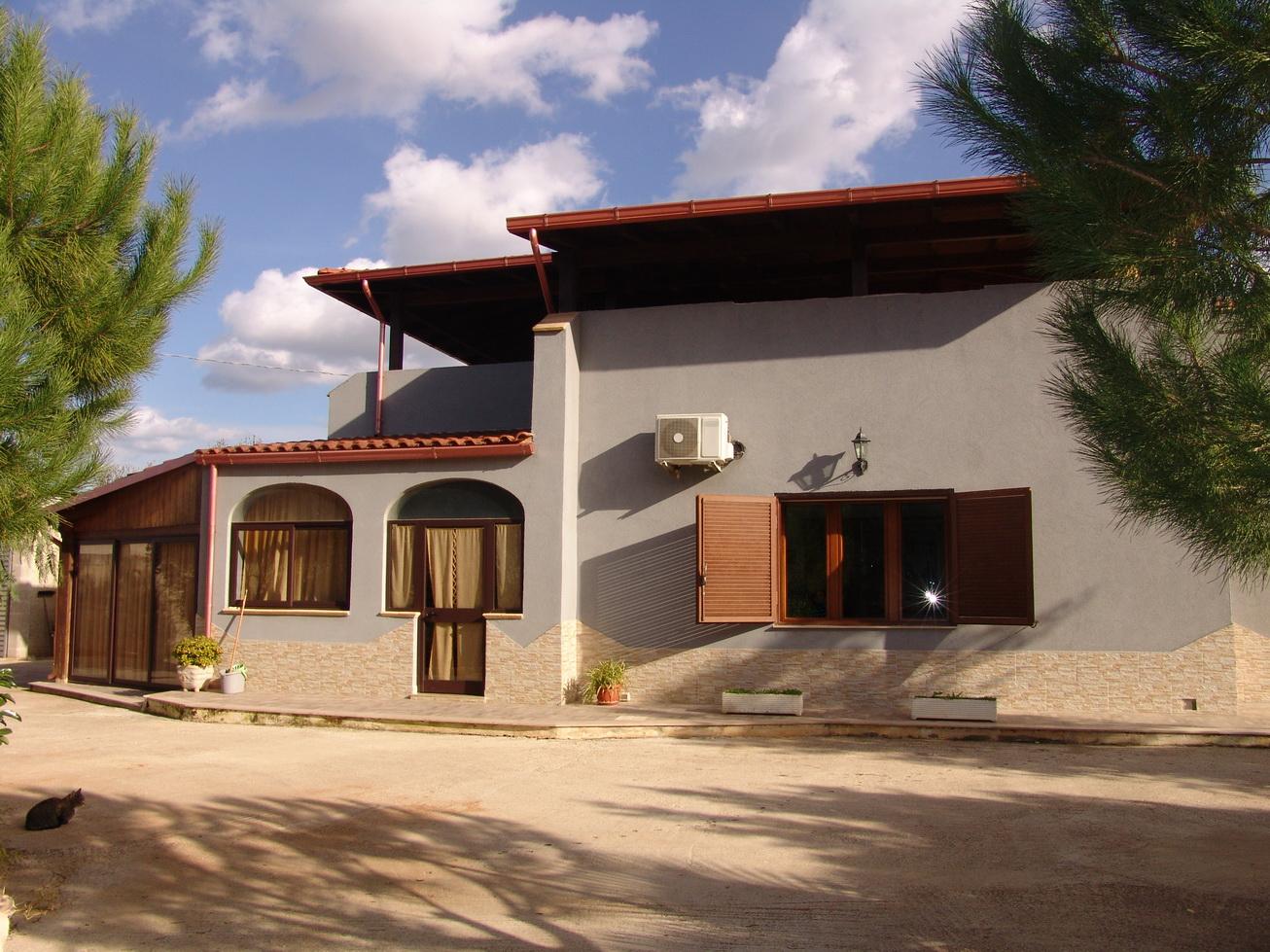Villa in contrada Formica rif.318