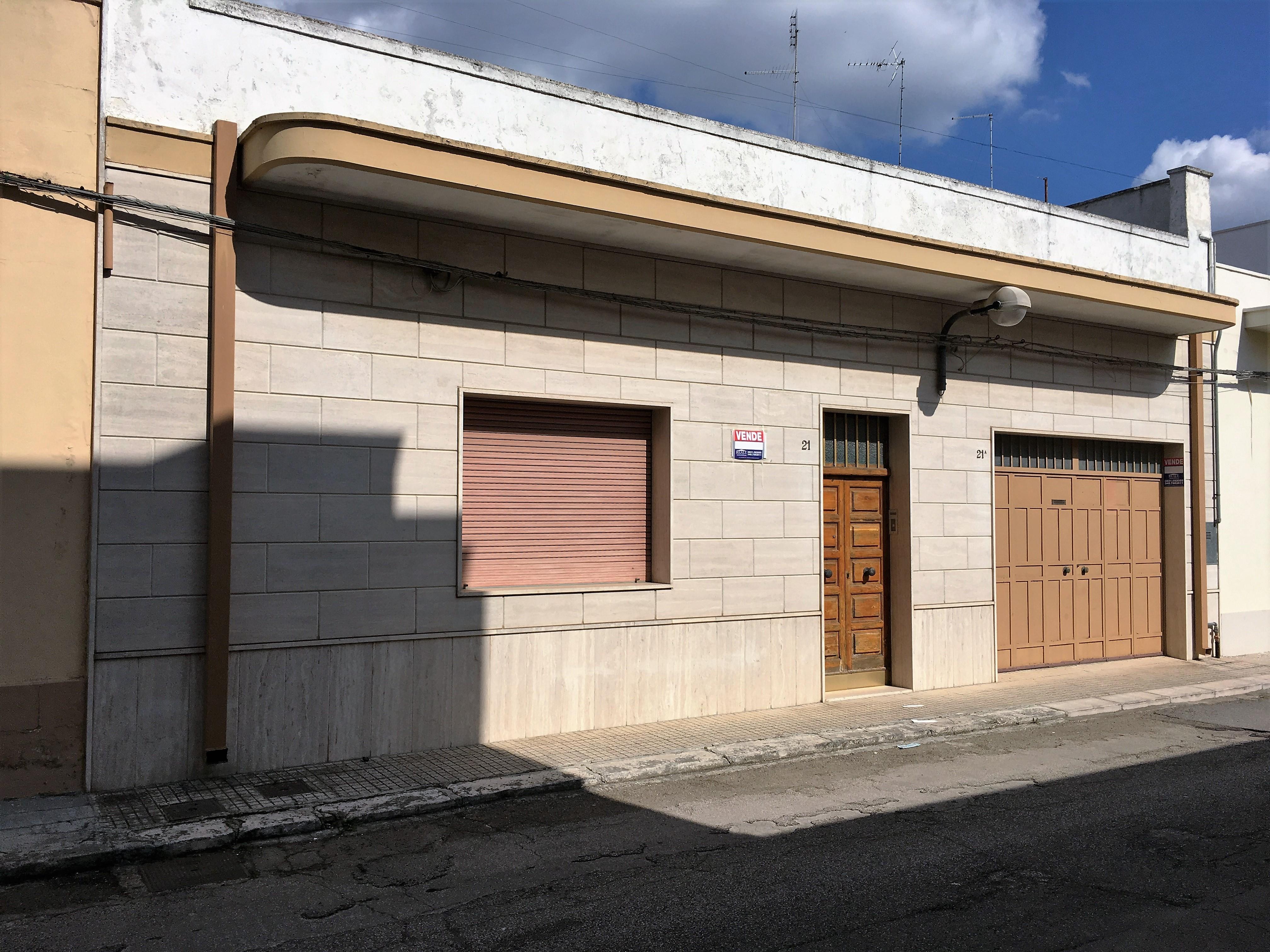 Abitazione indipendente a Mesagne rif.350