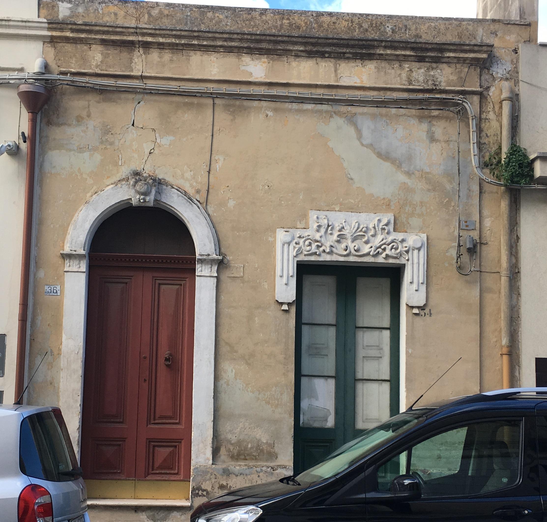 Abitazione indipendente al centro di Mesagne rif.366