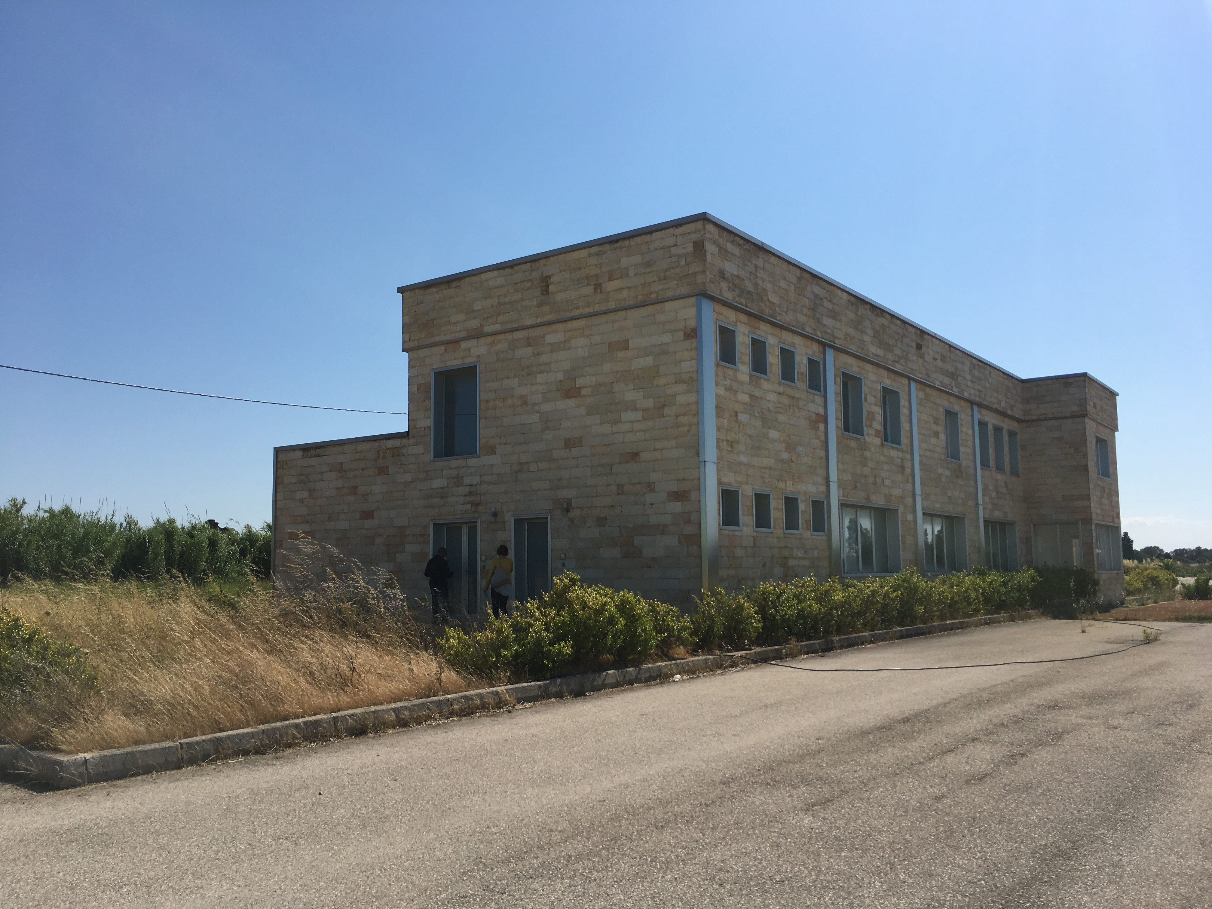 Palazzina uffici  S.Pietro  vernotico rif.366