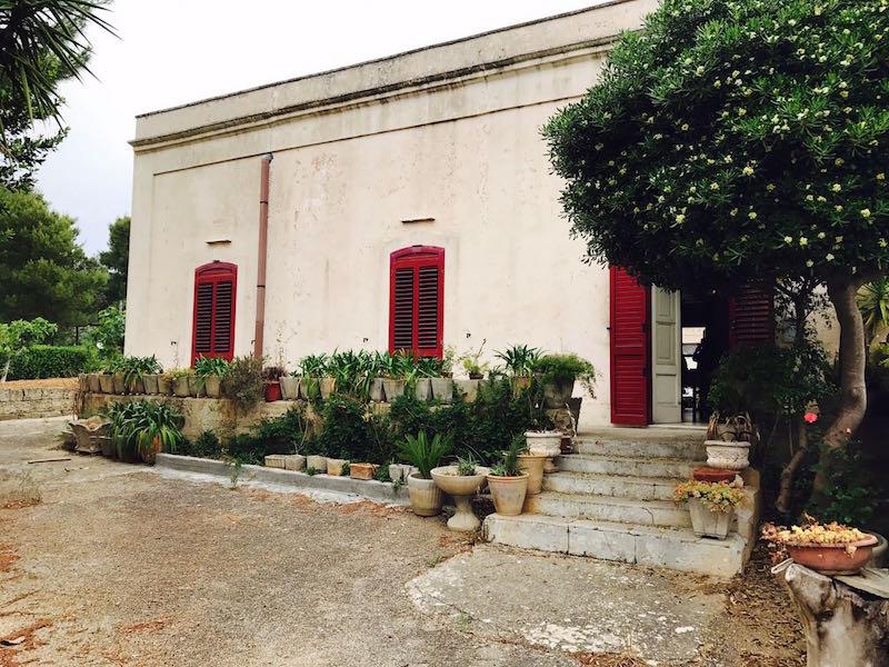 Villa al mare località Vacanze Serene (Nardò) rif.375
